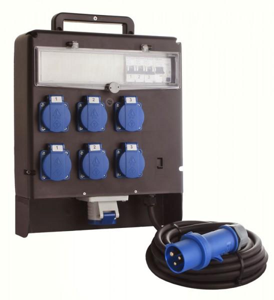 Marktverteiler Fixo CEE 230V 60523