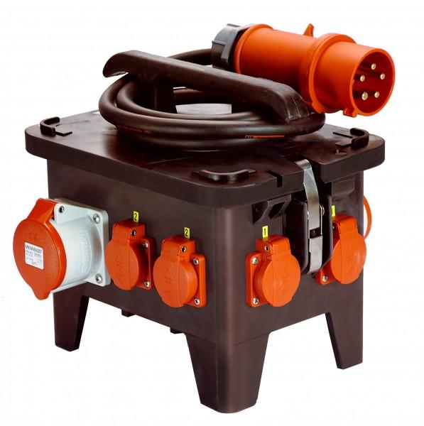 Baustellen Stromverteiler M3 60554