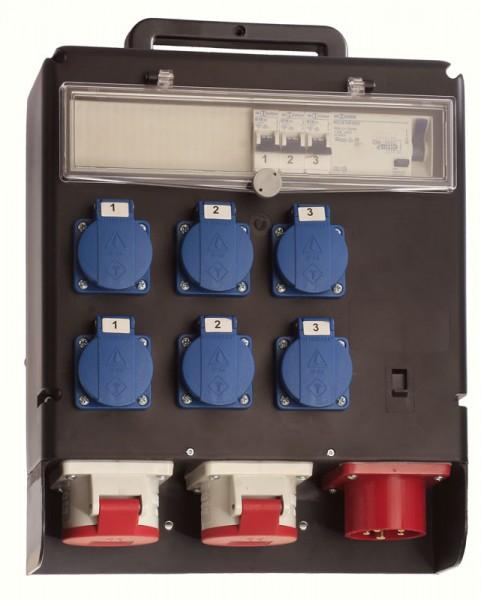 Wandverteiler Fixo II 16A 60509