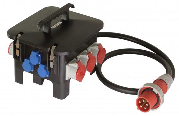 Baustellen Stromverteiler M6 60561